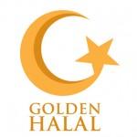 Golden Halal Logo