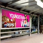 Pepsi Bus Shelters