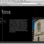 Tower Elevator website:What We Do page