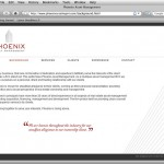 Phoenix Asset Management: Background page
