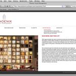 Phoenix Asset Management: Experience page