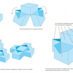 Podium Display Box blueprints