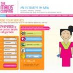 Homepage of TMC website